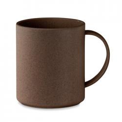 Mug in coffee husk pp 300ml...