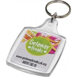 Leor a4 keychain with metal...