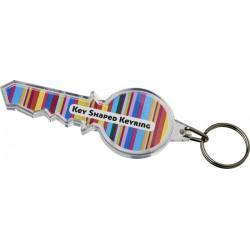 Porte-clés en forme de clé...