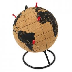Globe in cork Pinpoint