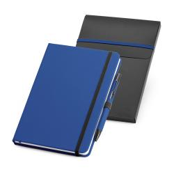 Ball pen and notepad set Shaw