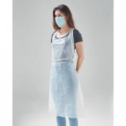 disposable aprons in bag...
