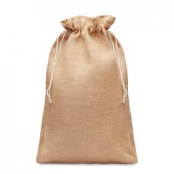 Large jute gift bag 30 x...