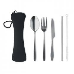 Cutlery set stainless steel...