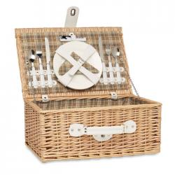 Wicker picnic basket 2...