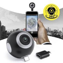 360° camera Ribben