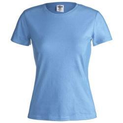 T-Shirt femme couleur keya...