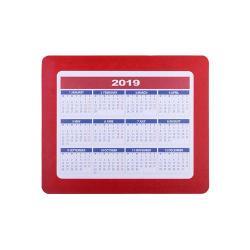 Mousepad calendar Aplix