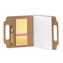 Sticky notepad Makron