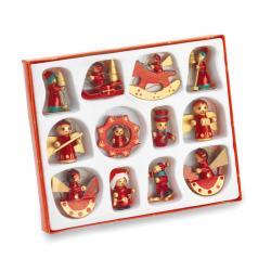 pieces christmas decoration Laponia