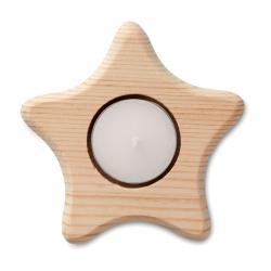 Star shaped candle holder Teastar