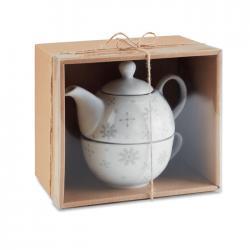 Christmas tea set Sondrio tea