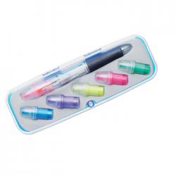 Interchangeable head ball pen Comuto