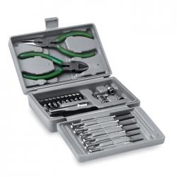 Foldable 25 piece tool set Guillaume