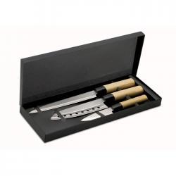 Japanese style knife set Taki