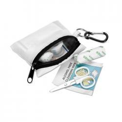 First aid kit w carabiner Minidoc