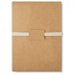 Stationery set in folder Comfypack