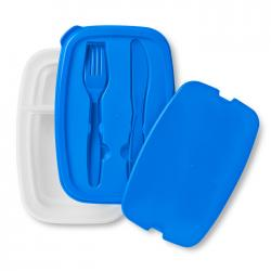 Lunch box with cutlery set Dilunch