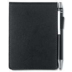 A7 notebook in pu pouch Cam
