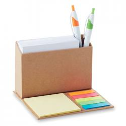 Foldable memo pad holder Recyclo holder