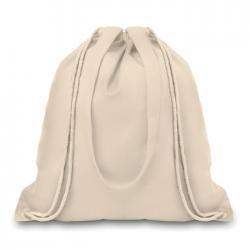 Drawstring and handles bag Moira
