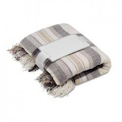Chenille blanket Sion