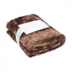 Fake fur blanket Andermatt
