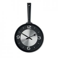 Wall clock in pan shape Paella