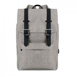 Backpack in 600d polyester Riga