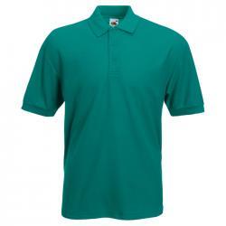Men's polo shirt 170 180 g 65 35 blended polo 63-402-0