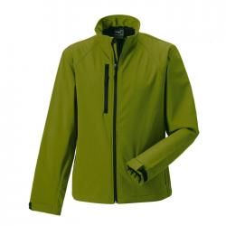 Men's softshell 340 g m2 Soft shell jacket r-140m-0
