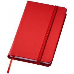 Rainbow small hard cover notebook