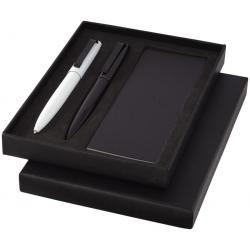 Parure stylos et bloc-notes...