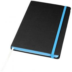 Frappé-fabric a5 hard cover notebook