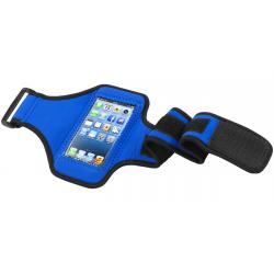 Protex touchscreen arm strap