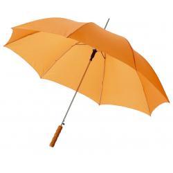 Lisa 23 Auto open umbrella with wooden handle