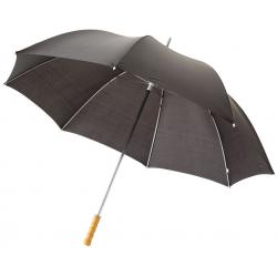 Karl 30 Golf umbrella with wooden handle