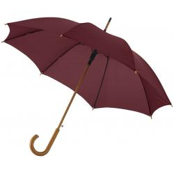 Kyle 23 Auto open umbrella wooden shaft and handle