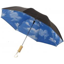 Blue-skies 21 Foldable auto open umbrella