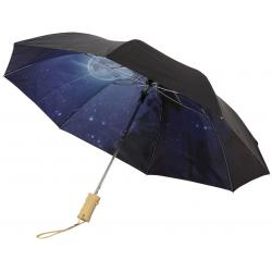 Clear-night 21 Foldable auto open umbrella