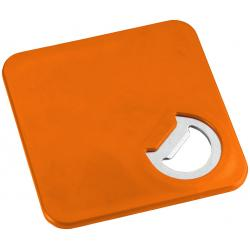 Robin 2-in-1 coaster and bottle opener