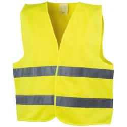 See-me safety vest for professional use