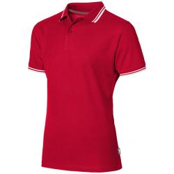 Deuce short sleeve men's polo with tipping