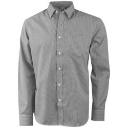 Net long sleeve shirt