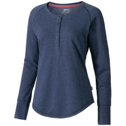 Touch long sleeve ladies shirt