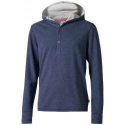 Reflex knit hoodie