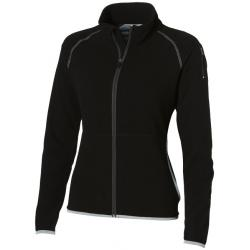 Drop shot full zip micro fleece ladies jacket