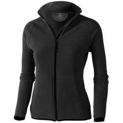 Brossard micro fleece full zip ladies jacket