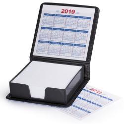 Notepad holder calendar Nufet
