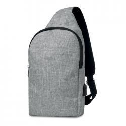 tone polyester chest bag Momo